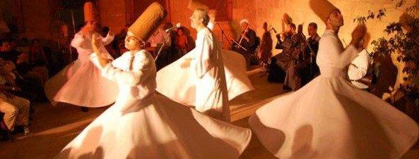 حفل المولوية المصرية بساقية الصاوي