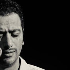 حفل علي الهلباوي بمسرح الجنينة