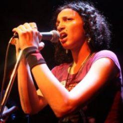 حفل مريم صالح بمسرح الجنينة