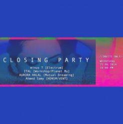 Closing Party at VENT