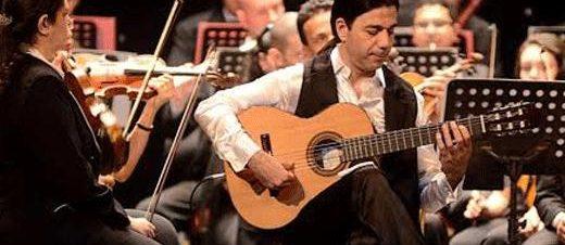 حفل ريسيتال فيولينة وجيتار بدار الأوبرا المصرية