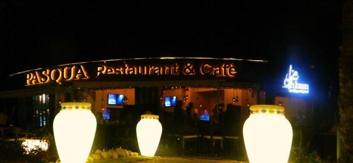 باسكوا وبرام: مطعمين x واحد في ذا ووك بيفرلى هيلز
