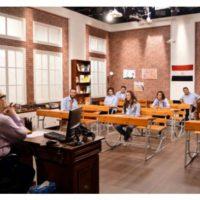 مدرسة المشاغبين: إبراهيم عيسى أستاذ تاريخ في برنامج على قناة ON tv