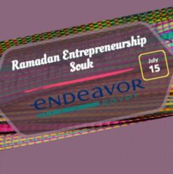 Ramadan Entrepreneurship Souk at Great Cairo Library