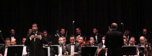 حفل فرقة الإنشاد الديني بقصر الأمير بشتاك