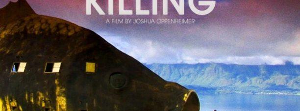 """عرض الفيلم """"The Act of Killing"""" ببيت الوادي"""