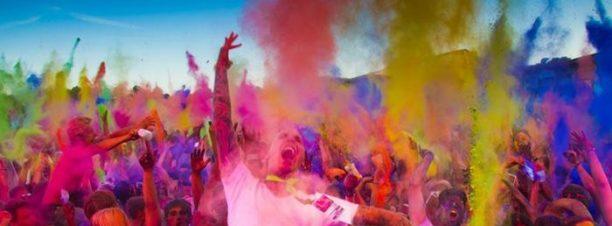 مهرجان الألوان بنادي التجديف بالزمالك