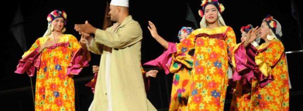 مهرجان ليالي رمضان: حفل فرقة الأقصر للفنون الشعبية في بيت القاضي