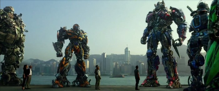Transformers: Age of Extinction: Unmemorable Action Flick