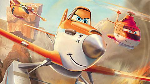 Planes: Fire & Rescue: جزء ثاني مشوق من أفلام الطائرات