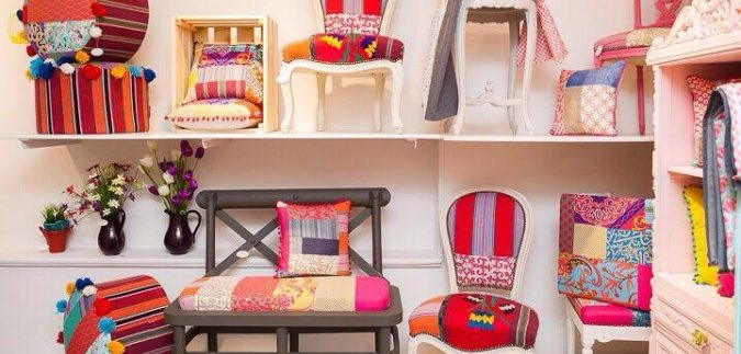 Bagua whimsical colourful home accessories in zamalek