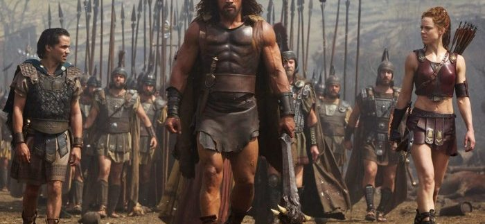 Hercules: Entertaining but Forgettable Action Flick