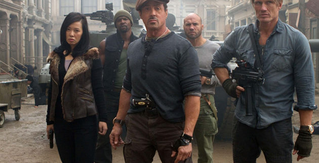 The Expendables 3: لعشاق الأكشن