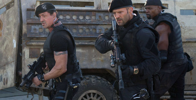 The Expendables 3: Mindless New Addition to Testosterone-Fuelled Action Series