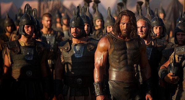 Hercules: الأكشن الإغريقي