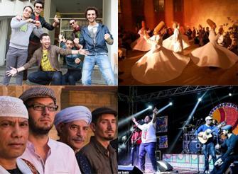 دليل أحداث نهاية الأسبوع: فيلم عن يهود مصر، عرض المولوية المصرية، حفلة لفرقة شوراعنا
