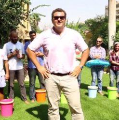 Cairo 360 Takes the ALS Ice Bucket Challenge!