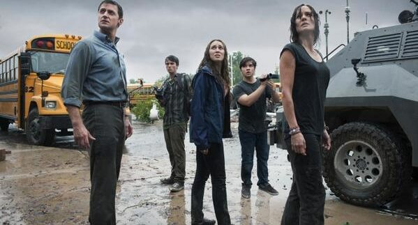 Into the Storm: Flimsy & Derivative Disaster Movie