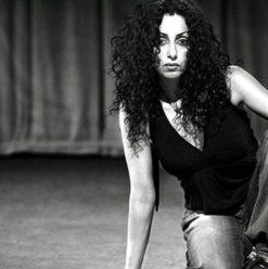 Karima Nayt at El Genaina Theatre