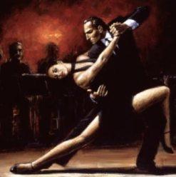 ليلة رقص تانجو حر بمركز الربع الثقافي