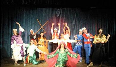 """مهرجان الصيف الثاني عشر: حفل فريق """"تذوق"""" للفنون الشعبية"""