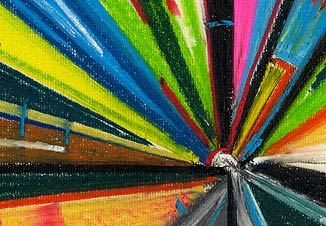 معرض الفنانة إيمان سلطان بساقية الصاوي