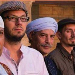 """حفل فريق """"مشروع مصري"""" على مسرح الجنينة"""