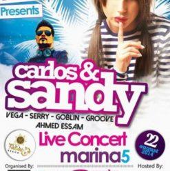 Carlos & Sandy at Tabarga Beach
