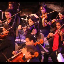 Citadel Festival: Cairo Celebration Orchestra at Salah El Din Citadel