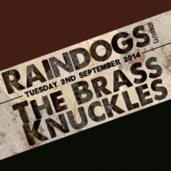 Raindogs & the Brass Knuckles at Cairo Jazz Club