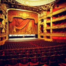 مسرح الطليعة – El Talia Theatre