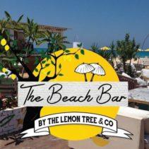 The Beach Bar by the Lemon Tree & Co.