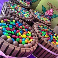 ديفور: لما عشق الشوكولاتة يتحول لتحفة فنية مغرية في المهندسين