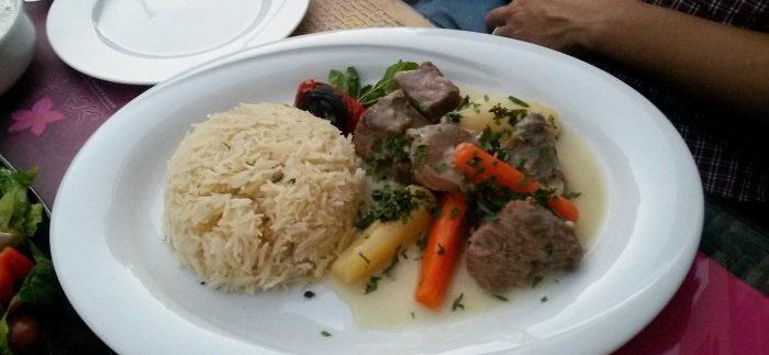 دار ورد: مطعم قادم رأسًا من قلب سوريا إلى أركان مول الشيخ زايد
