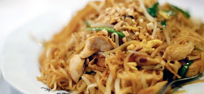 Bua Khao: Wavering Thai Favourite in Maadi
