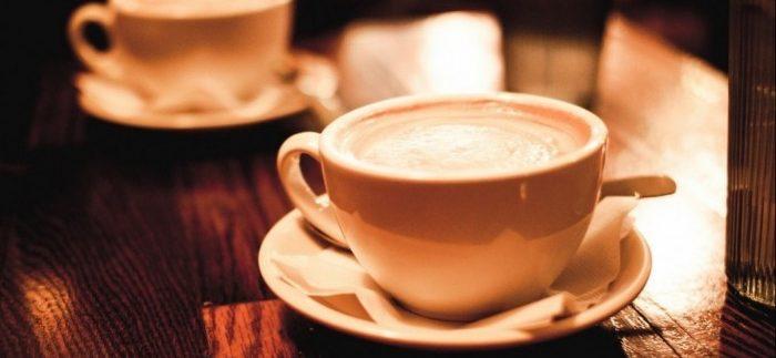 Eduscho Kaffee: Pleasant Cafe in Maadi Grand Mall
