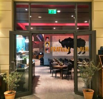 Fratelli la Bufala: Authentic Italian Dining in Cairo Festival City Mall