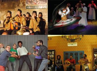 دليل أحداث نهاية الأسبوع: حفلة فرقة سلالم ومهرجان سماع الدولي وحفلة فرقة بهية وحفلة التنورة