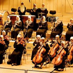 Citadel Festival: El Nour Wel Amal Orchestra at Salah El Din Citadel