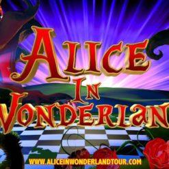 """عرض """"Alice in Wonderland"""" في دار أوبرا جامعة مصر للعلوم والتكنولوجيا"""