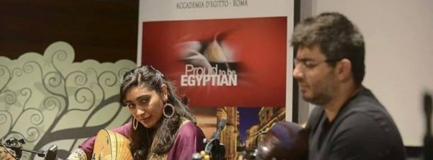 حفل ثنائي العود غسان اليوسف ودينا عبد الحميد بقصر الأمير طاز