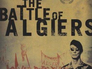 """عرض الفيلم  الجزائري """"The Battle of Algiers"""" في بيت الوادي"""
