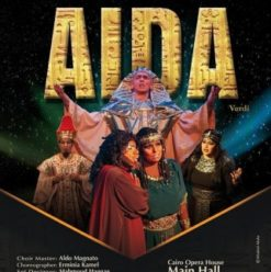 'Aida' at Cairo Opera House