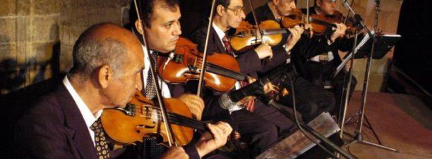 حفل فرقة الفنان فريد البابلي بمسرح الجمهورية