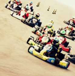The AUTOVROOOM International Racing Academy: Grooming Cairo's Young Car Fanatics into Skilled Racers
