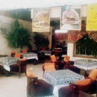 Pomodorino: Quiet Courtyard Restaurant in Maadi