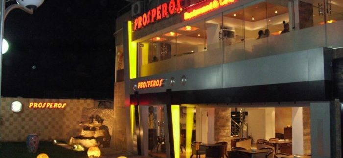 Prosperos: Simple, Yet Ultimately Unexceptional, Restaurant & Cafe in Maadi