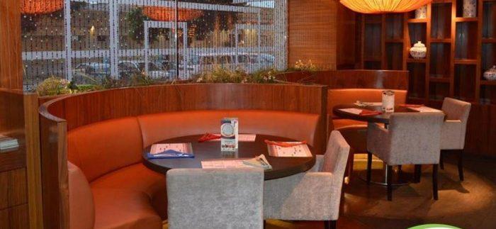 Alwan Lebanese Bistro: Quiet, Nile-Side Restaurant in Giza