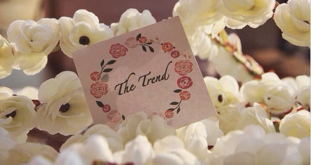 The Trend: Online Outlet Specialising in Handmade Flower Crowns & Headbands in Cairo
