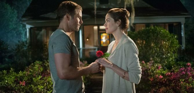 The Best of Me: Overly Sentimental Nicholas Sparks Adaptation